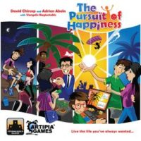 Pursuit of Happiness - Board Game Box Shot