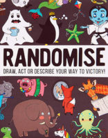 Randomise - Board Game Box Shot
