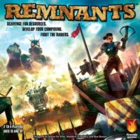 Remnants - Board Game Box Shot
