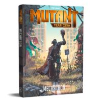 Mutant Year Zero: Mechatron - Board Game Box Shot
