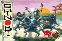 Shinobi - Board Game Box Shot