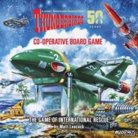 Thunderbirds - Board Game Box Shot
