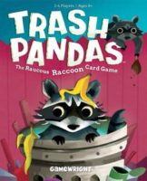 Trash Pandas - Board Game Box Shot