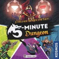 5-Minute Dungeon - Board Game Box Shot
