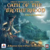 Oath of the Brotherhood - Board Game Box Shot