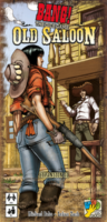 Bang! The Dice Game: Old Saloon - Board Game Box Shot
