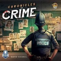Chronicles of Crime - Board Game Box Shot