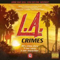 Detective: L.A. Crimes - Board Game Box Shot