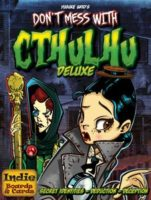 Don't Mess with Cthulhu Deluxe - Board Game Box Shot