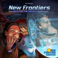 New Frontiers - Board Game Box Shot