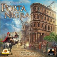 Porta Nigra - Board Game Box Shot