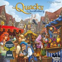 Quacks of Quedlinburg - Board Game Box Shot