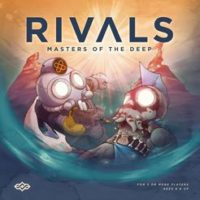 Rivals: Masters of the Deep - Board Game Box Shot