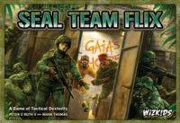 Seal Team Flix - Board Game Box Shot