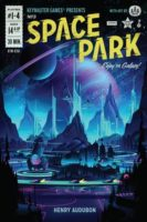 Space Park - Board Game Box Shot