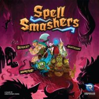 Spell Smashers - Board Game Box Shot