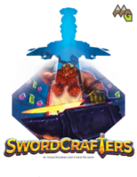 Swordcrafters - Board Game Box Shot