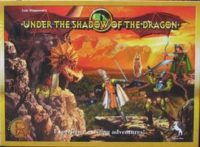 Under the Shadow of the Dragon - Board Game Box Shot