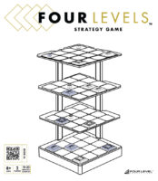 Four Levels - Board Game Box Shot