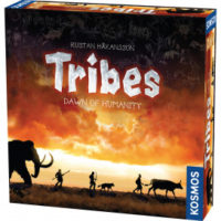 Tribes: Early Civilization - Board Game Box Shot