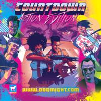Countdown: Action Edition - Board Game Box Shot