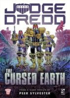 Judge Dredd: The Cursed Earth - Board Game Box Shot