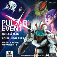 Pulsar Event - Board Game Box Shot