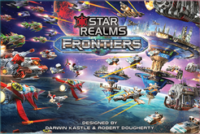 Star Realms: Frontiers - Board Game Box Shot