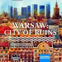 Warsaw City of Ruins - Board Game Box Shot