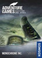 Adventure Games: Monochrome Inc. - Board Game Box Shot