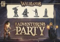 Wildlands: The Adventuring Party - Board Game Box Shot