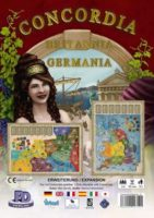 Concordia: Brittania Germania - Board Game Box Shot