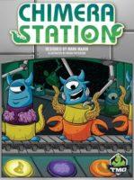 Chimera Station - Board Game Box Shot