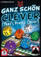 Ganz schön clever - Board Game Box Shot