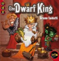 The Dwarf King - Board Game Box Shot