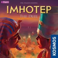 Imhotep: The Duel - Board Game Box Shot