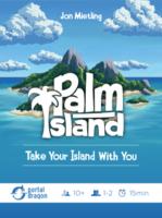Palm Island - Board Game Box Shot