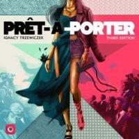 Prêt-à-porter (3rd ed) - Board Game Box Shot
