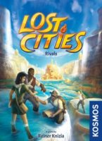 Lost Cities: Rivals - Board Game Box Shot