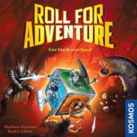 Roll for Adventure - Board Game Box Shot
