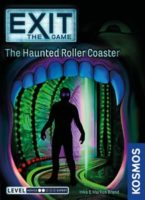 Exit the Game: The Haunted Roller Coaster - Board Game Box Shot