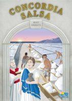 Concordia: Salsa - Board Game Box Shot