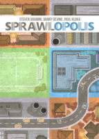 Sprawlopolis - Board Game Box Shot