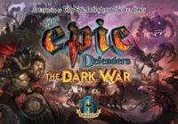 Tiny Epic Defenders: The Dark War - Board Game Box Shot