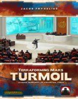 Terraforming Mars: Turmoil - Board Game Box Shot