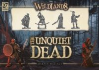 Wildlands: The Unquiet Dead - Board Game Box Shot