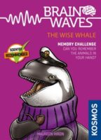 Brainwaves: The Wise Whale - Board Game Box Shot