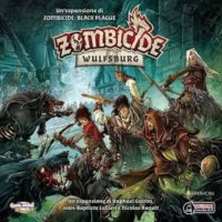 Zombicide: Black Plague – Wulfsberg - Board Game Box Shot
