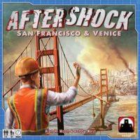 Aftershock: San Francisco and Venice - Board Game Box Shot
