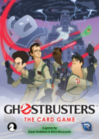 Ghostbusters: The Card Game - Board Game Box Shot